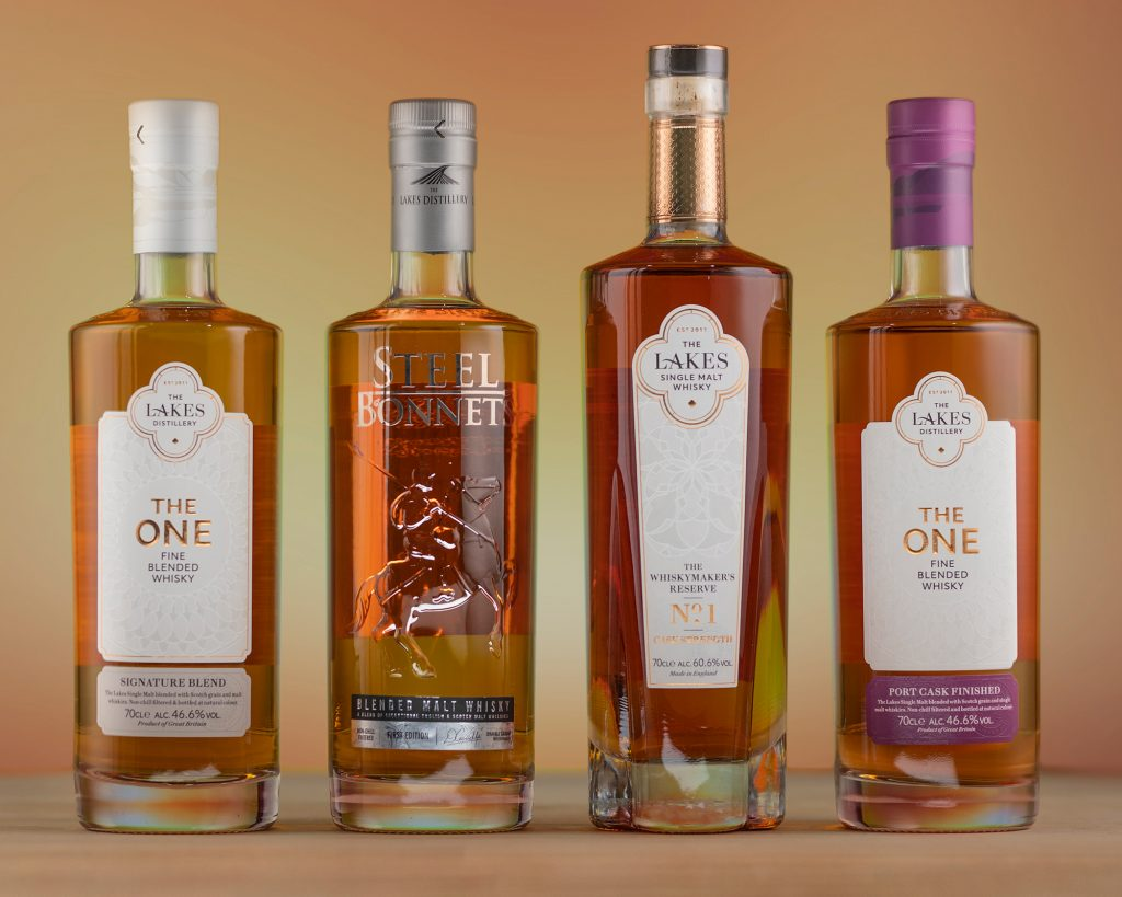#BagThisBundle – Win a bundle of English whisky from the Lakes Distillery!