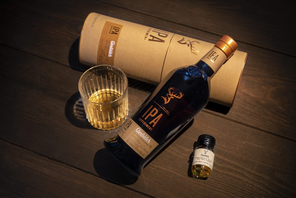 whisky advent glenfiddich ipa cask