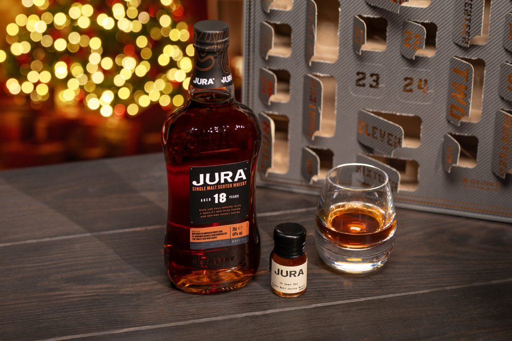 Whisky Advent 2020 Day #22: Isle of Jura 18 Year Old