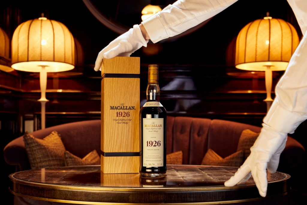 On The Nightcap this week: rare Macallan