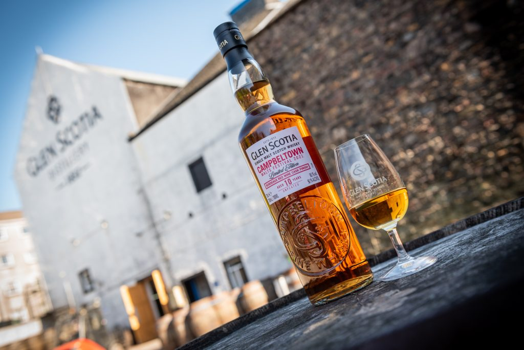 Glen Scotia Campbeltown Malts Festival 2021