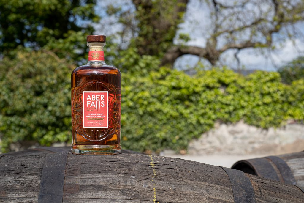 Aber Falls first whisky is here, or nearly here