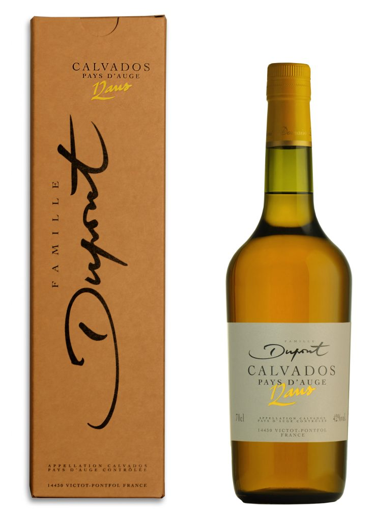 Domaine Dupont 12 year old Calvados