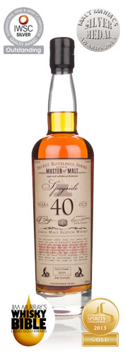 Master of Malt 40 Year Old Speyside