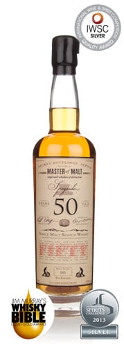 Master of Malt 50 Year Old Speyside