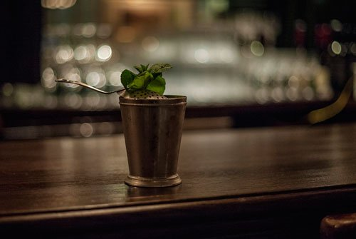 The Whip Mint Julep