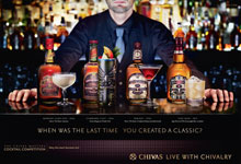 Chivas Cocktail Masters