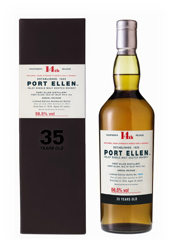 Diageo Special Releases 2014 Port Ellen 14th Release 35yo