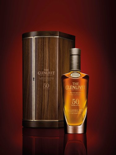 The Glenlivet The Winchester Collection Vintage 1964