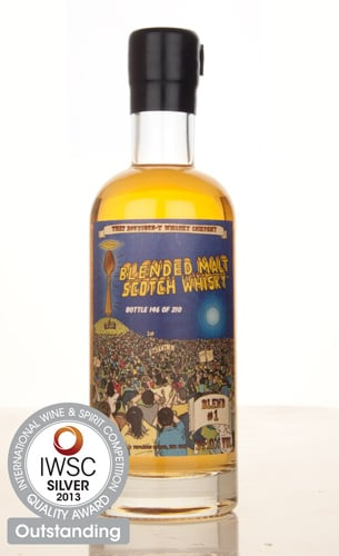 That Boutique-y Whisky Company Blended Malt Number 1 Batch 1 IWSC 2013