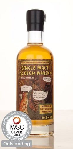 That Boutique-y Whisky Company Batch 2 IWSC 2013