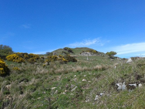 Going down Cnoc
