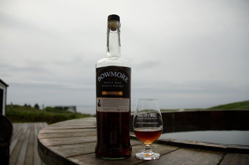 Bowmore Feis Ile 2014 Hand Filled