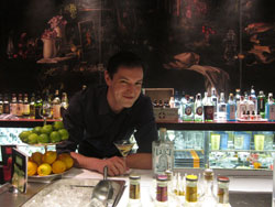 Michael and FEW American Gin