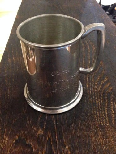 Master of Cocktails tankard