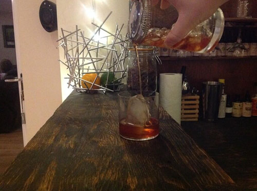 Master of Cocktails Vieux Carre Noeleux strain