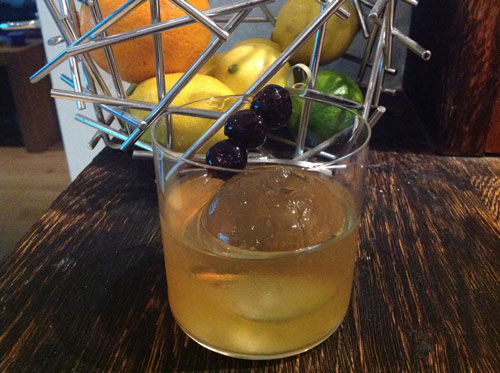 Master of Cocktails If The Umeshu Fits