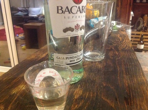 Master of Cocktails Bacardi Rum