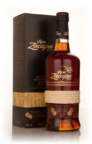 Ron Zacapa Centenario 23 Year Old