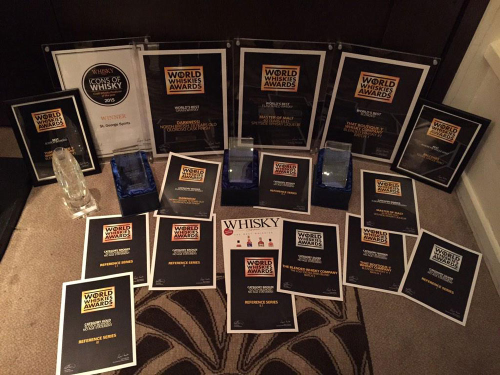 Winnings From The Wwa Wda Amp Icons Of Whisky Master Of