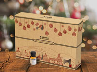 Compass Box Great King Street Whisky Advent