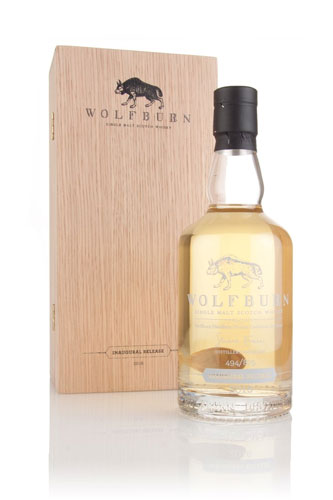 Wolfburn Inaugural Special Edition