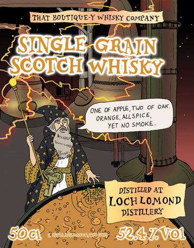 Loch Lomond Batch 1 That Boutique-y Whisky Company