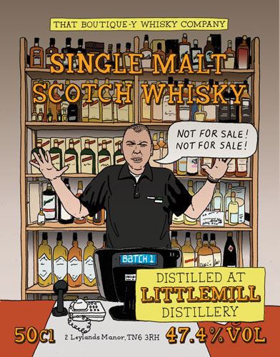 Littlemill Batch 1 That Boutique-y Whisky Company