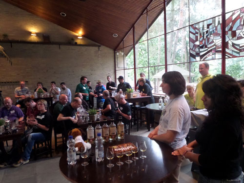 Maltstock masterclass That Boutique-y Whisky Company