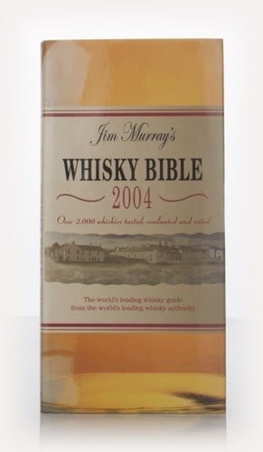 Signed copy of Jim Murray's Whisky Bible 2004