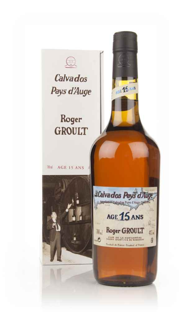 Roger Groult 15 Year Old