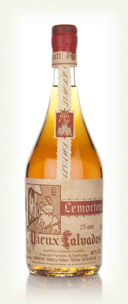 Lemorton Vieux Calvados 25 Year Old