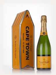 Veuve Clicquot Brut Yellow Label - Cape Town Clicquot Arrow