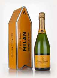 Veuve Clicquot Brut Yellow Label - Milan Clicquot Arrow