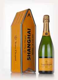 Veuve Clicquot Brut Yellow Label - Shanghai Clicquot Arrow