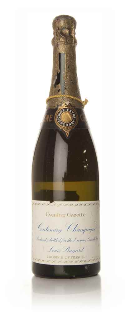 Evening Gazette Centenary Champagne