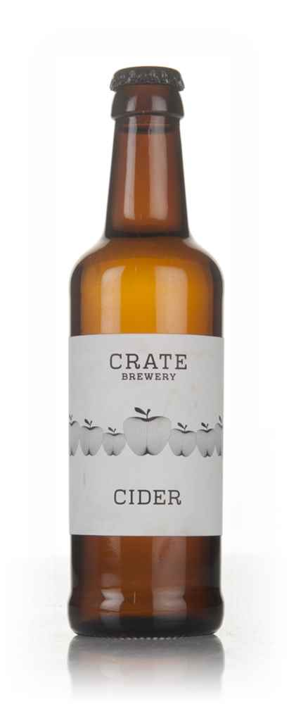 Crate Brewery Cider
