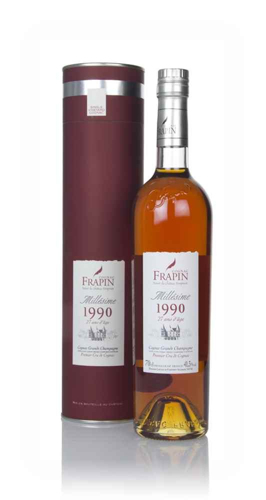 Frapin Millésime 27 Year Old 1990 Grande Champagne Cognac