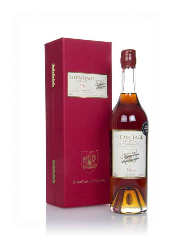 Hermitage 50 Year Old Petite Champagne Cognac