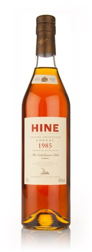 Hine 1985 Grande Champagne - The Caledonian Club