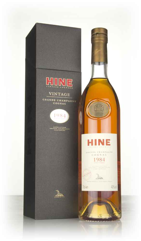 Hine 1984 Early Landed - Grande Champagne Cognac