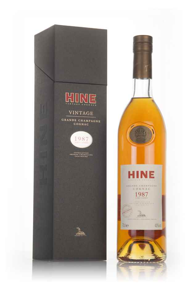 Hine 1987 Early Landed