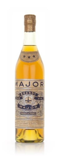 Major 3 Star Cognac - 1960s