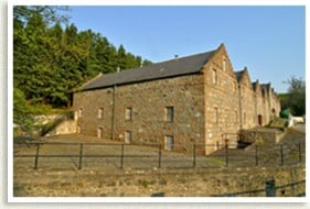 Dailuaine Whisky Distillery