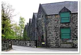 Glen Grant Whisky Distillery