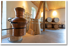 Langatun Whisky Distillery