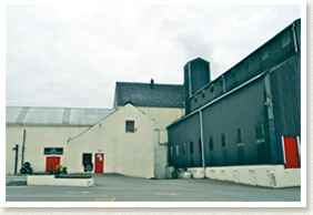 Tomatin Whisky Distillery