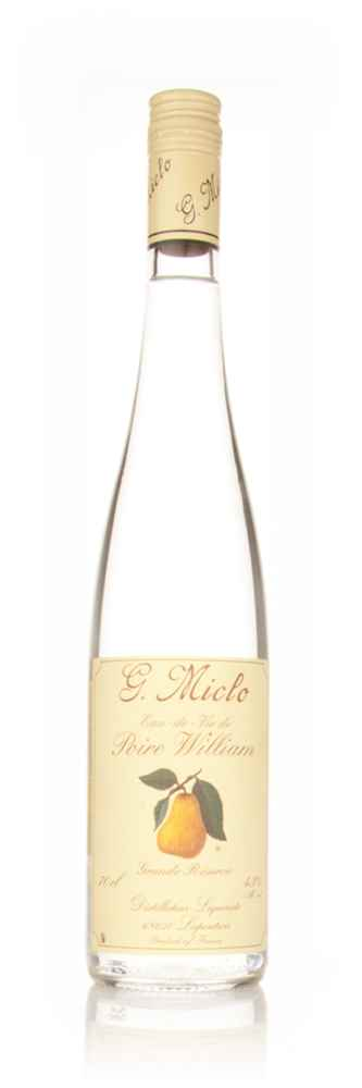 G. Miclo Eau de Vie de Poire William (Pear)