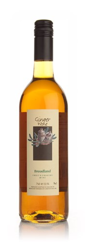 Broadland Ginger Wine 13.50%