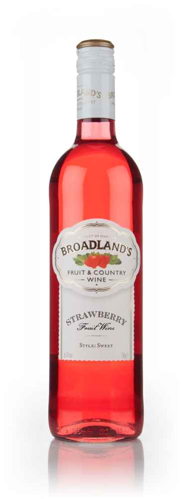 Broadland Strawberry Wine